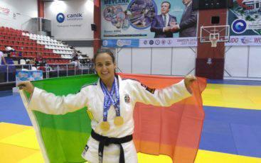 Joana Santos é Campeã do Mundo de Surdos 2016